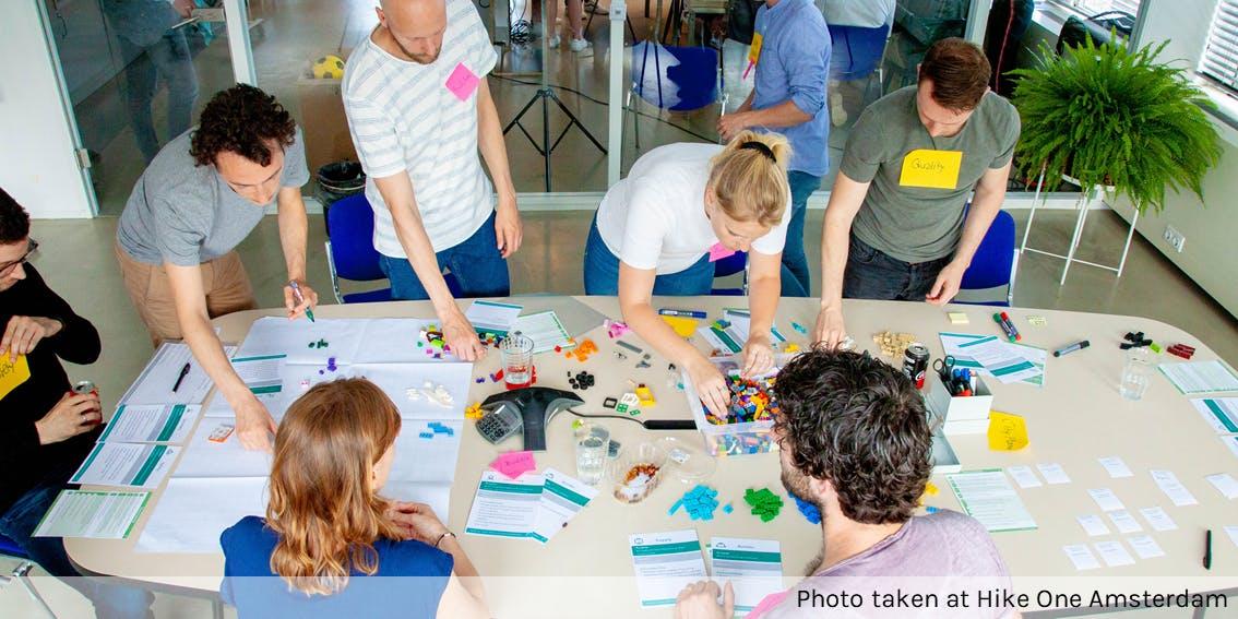 Holacracy Taster Workshop (ENG) OrganizationB