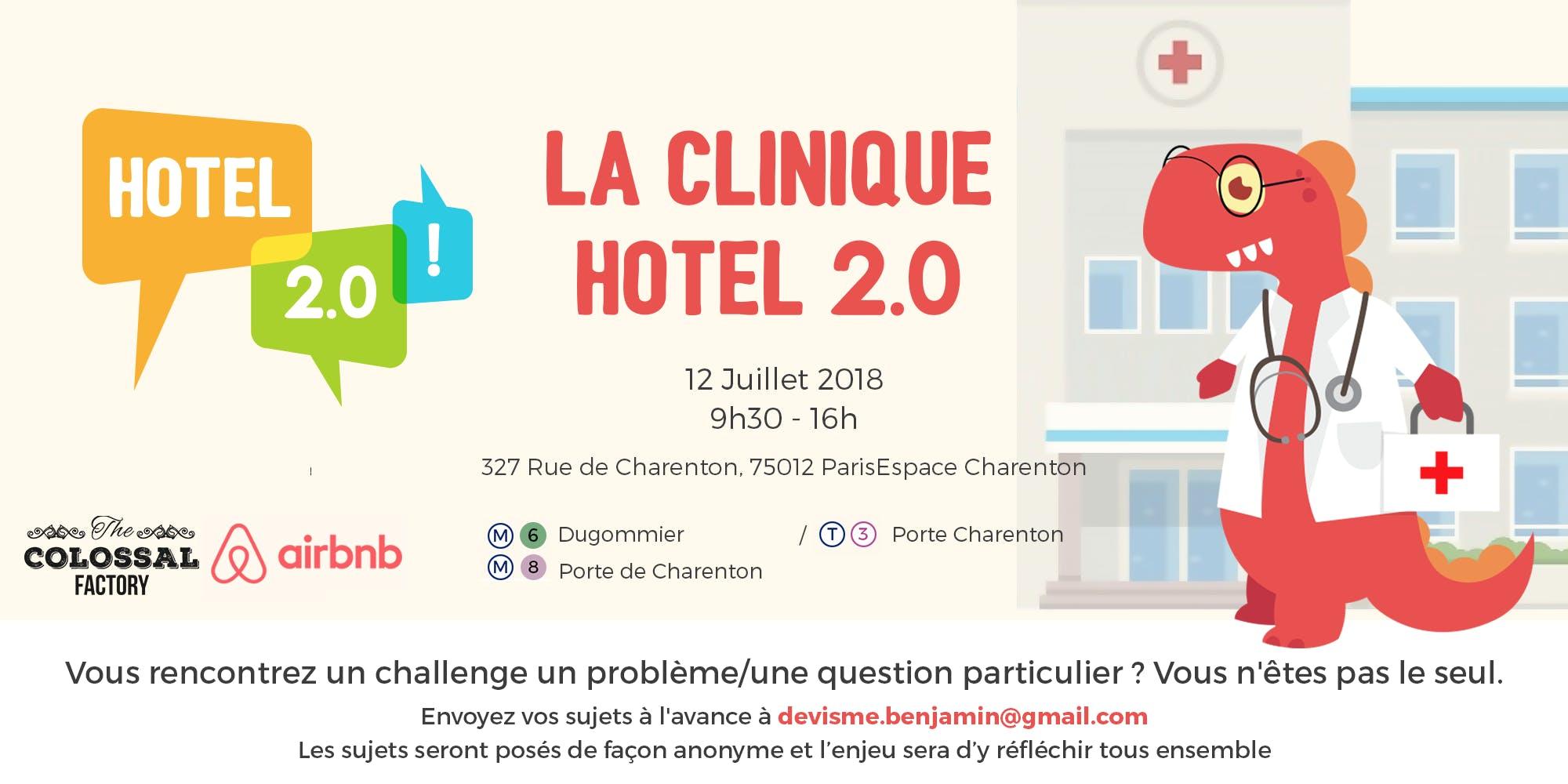 Clinique HOTEL 2.0