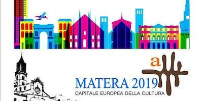 Da Expo2015 a  #Matera2019,  24 e 25 gennaio 2019 #statigeneralidelledonne