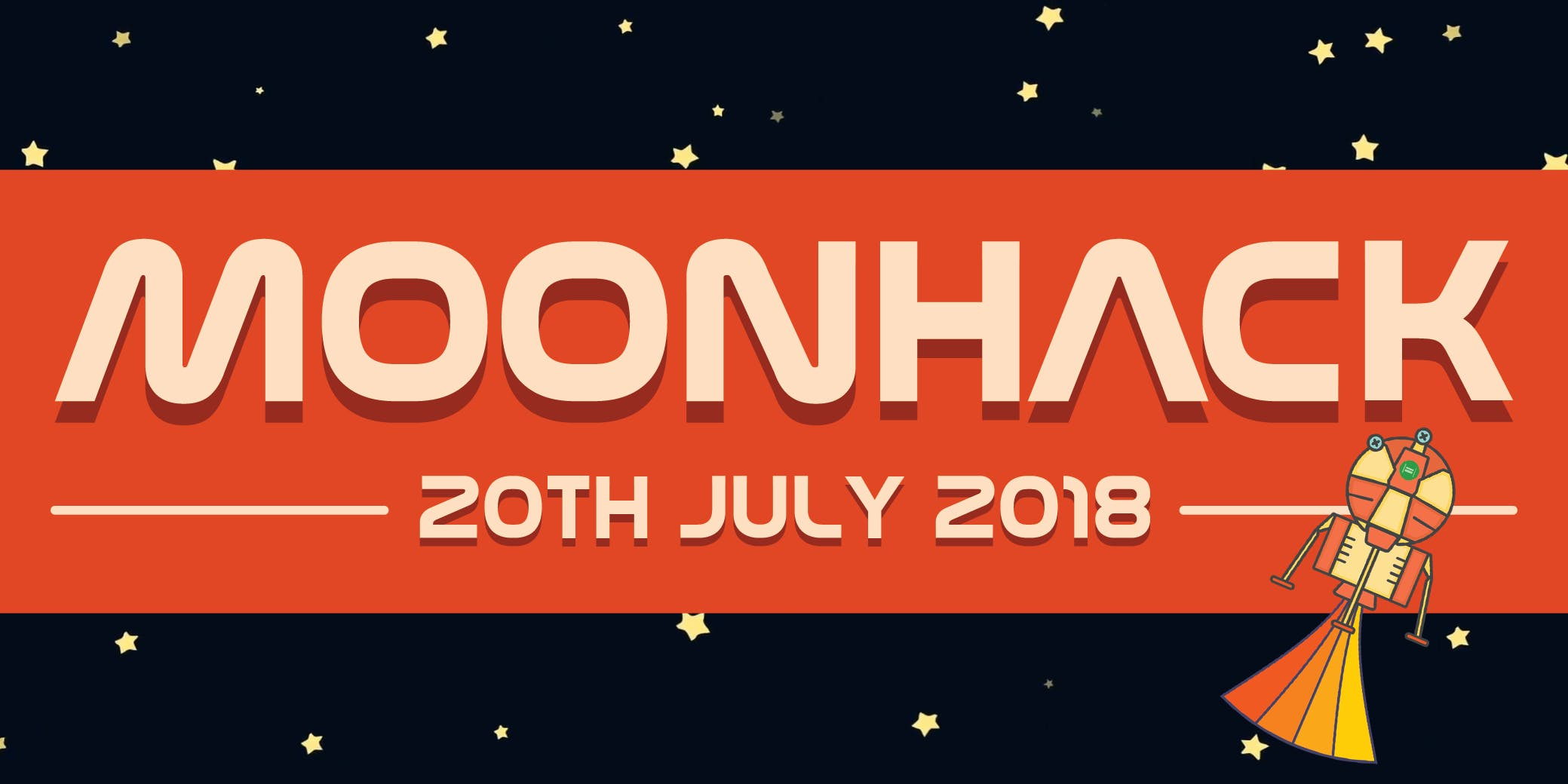 #MoonHack 2018 - Be part of a coding world re
