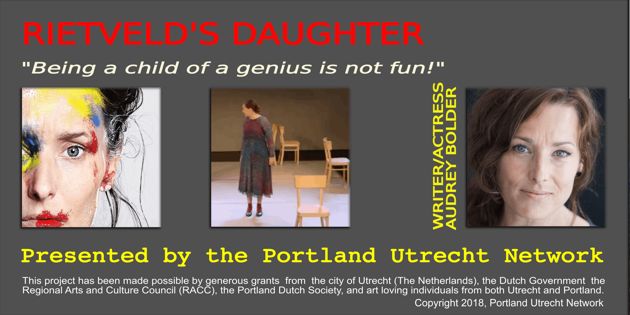 Rietveld's Daughter