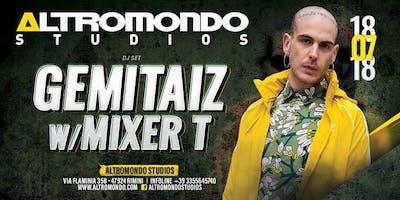 Gemitaiz - Altromondo Studios