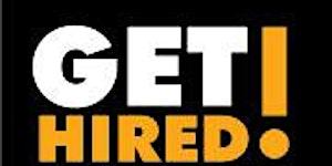 GET HIRED! Job Fair 2018- Employer Registration