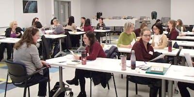 Women in SETT Leadership Workshop Series (Fredericton)
