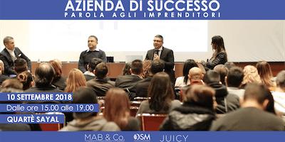AZIENDA DI SUCCESSO