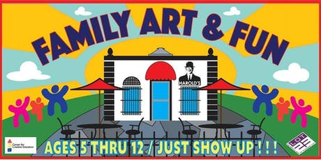 Family Art & Fun tickets