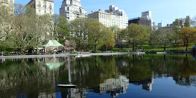 Amazing Scavenger Hunt Adventure - New York- Mid Central Park