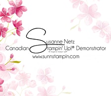 Susanne Netz / SuNN Stampin' logo