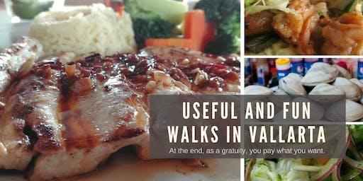 Seafood101 walk