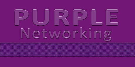 Purple Networking Crawley tickets