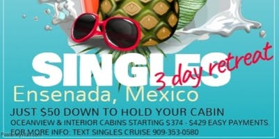 Singles 3 Day Carnival Cruise Retreat