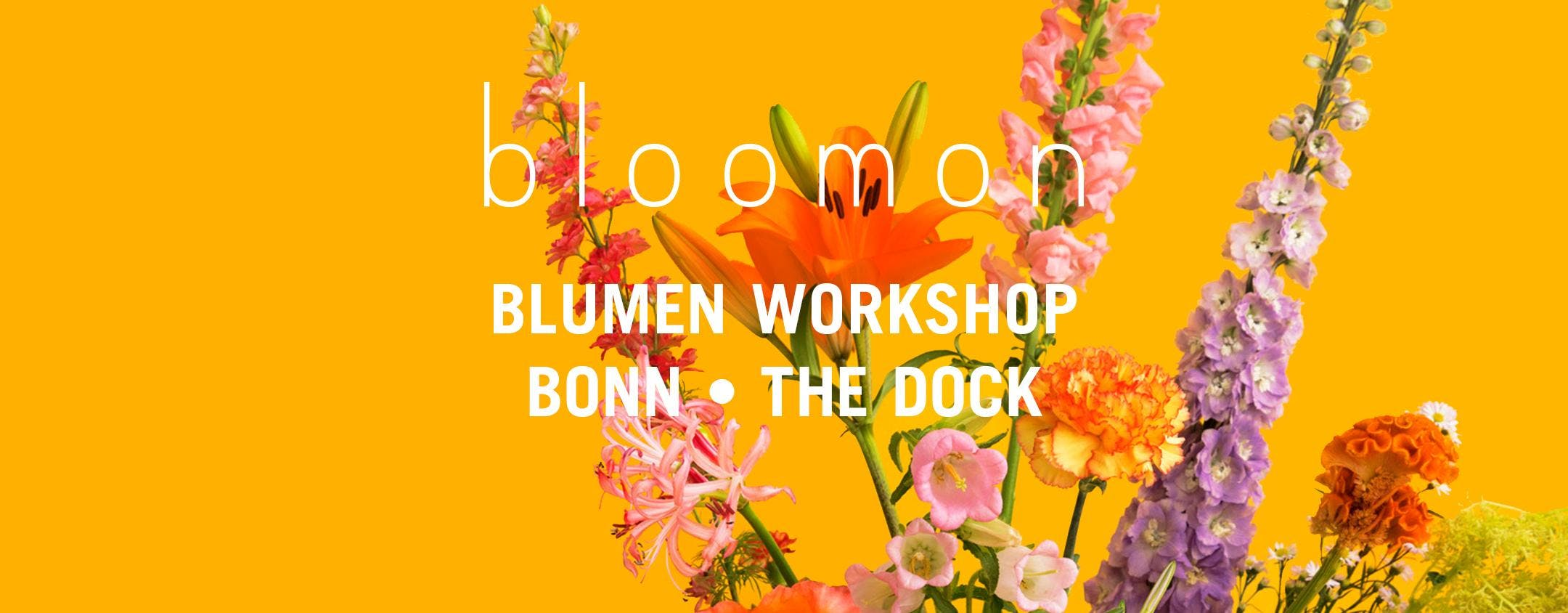 bloomon Workshop 16. August | Bonn, The Dock