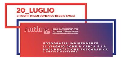 Outline by Eleva - Workshop Fotografia indipendente. Il viaggio come ricerca e la documentazione fotografica.