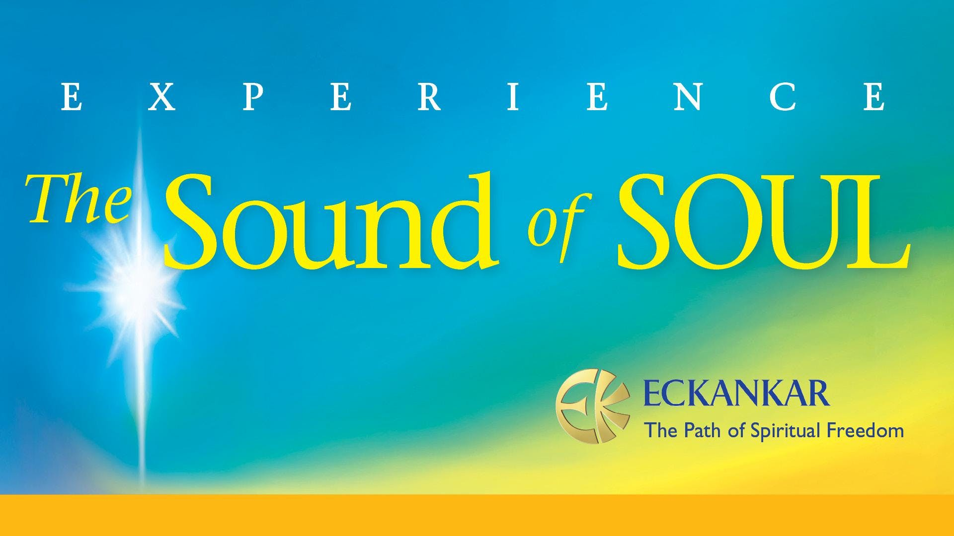 The Sound of Soul Event
