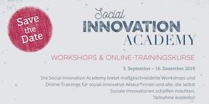 Soziale Innovation gestalten