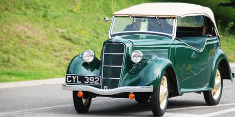 Old Ford Rally 2019 - Vehicle Entry  - Supported by Peter James Insurance   tickets