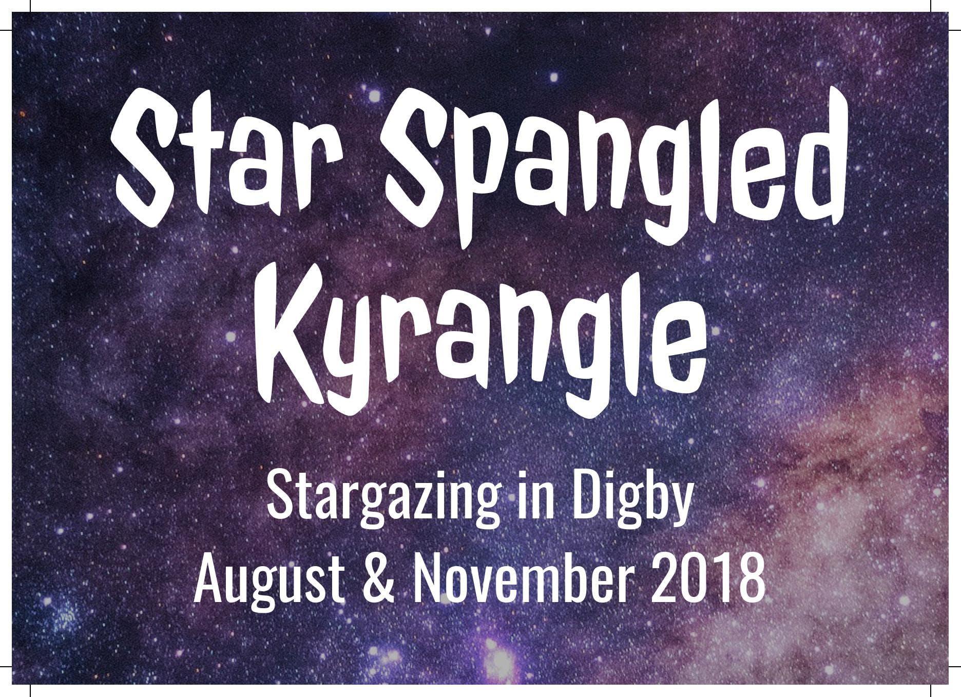 Star Spangled Kyrangle