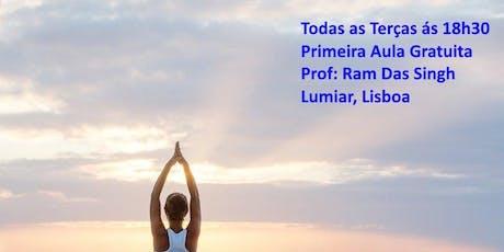 Kundalini Yoga Online/Presencial bilhetes