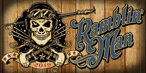 Ramblin Man Fair 2019 - Tickets Now Box Office Only