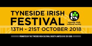 Tyneside Irish Festival 2018 - Buttons and Bows and...