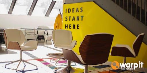 Reuse within and between organisations. Warp It Workshop. (Exeter)