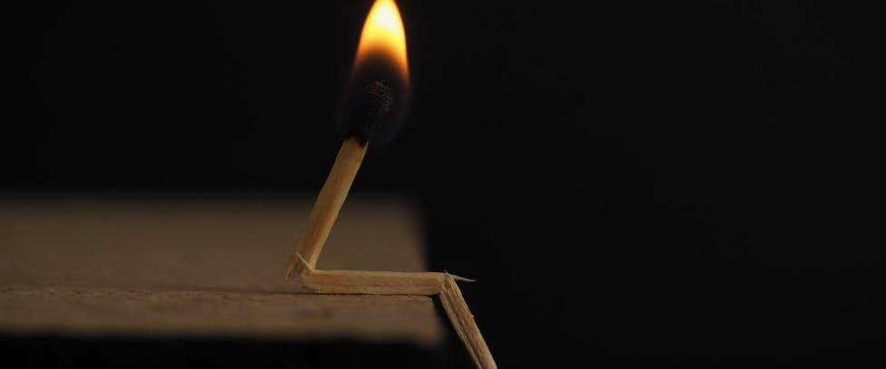Burnout & Unternehmertum: Brennen ohne auszubrennen