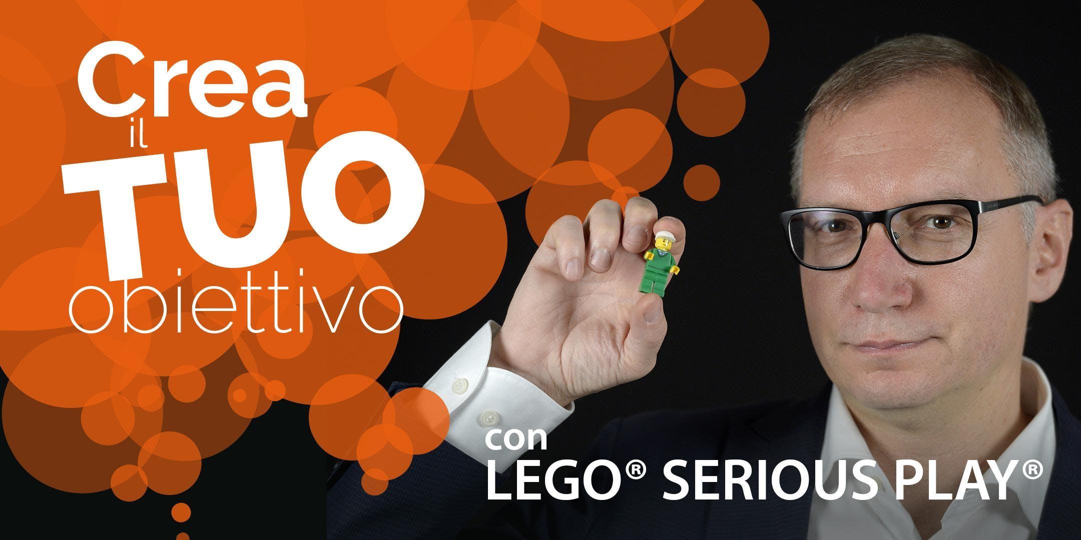 Crea il TUO Obiettivo con LEGO® SERIOUS PLAY®