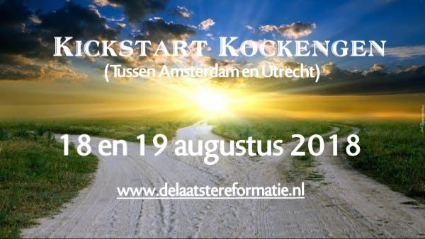 Kickstartweekend Kockengen (UT) zaterdag 18 e