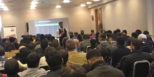 Forex Seminar for people looking for a second source of income in Birmnigham