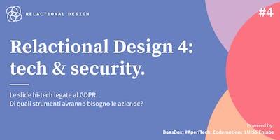 Meetup #AperiTech di Relational Design - Tech & security.