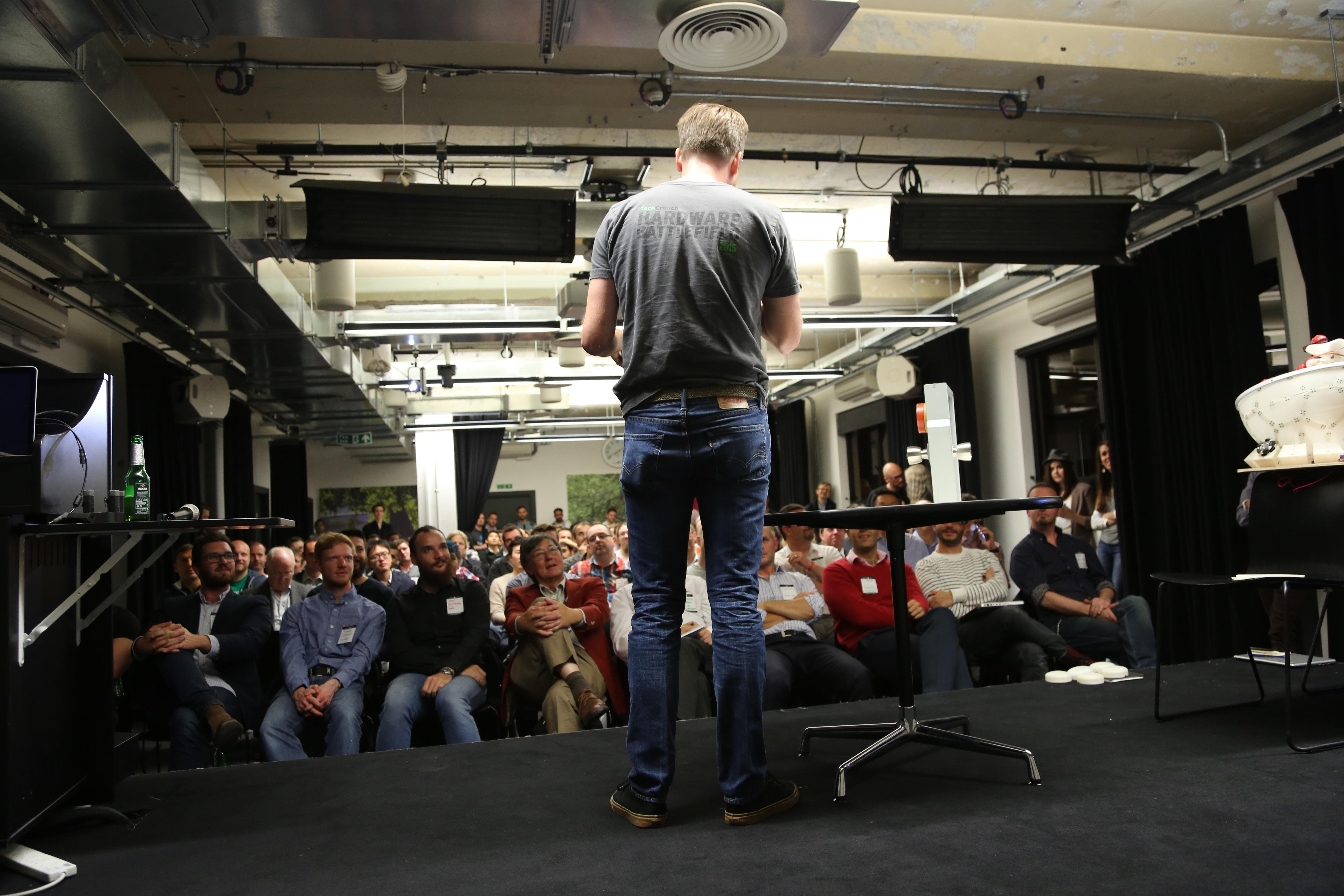 Show Me The Product: Hardware and IoT Startup