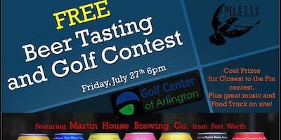 Beer Tasting Series @ Golf Center of Arlington
