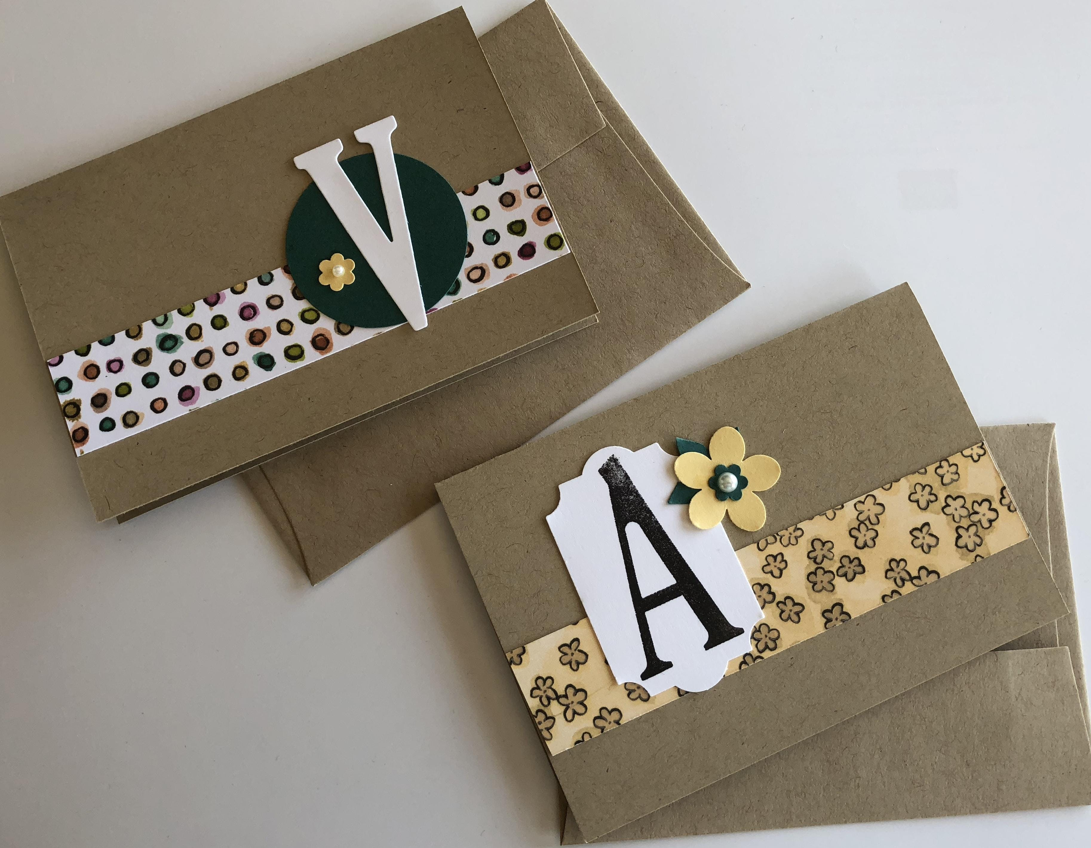 Sept Monogram Card Class