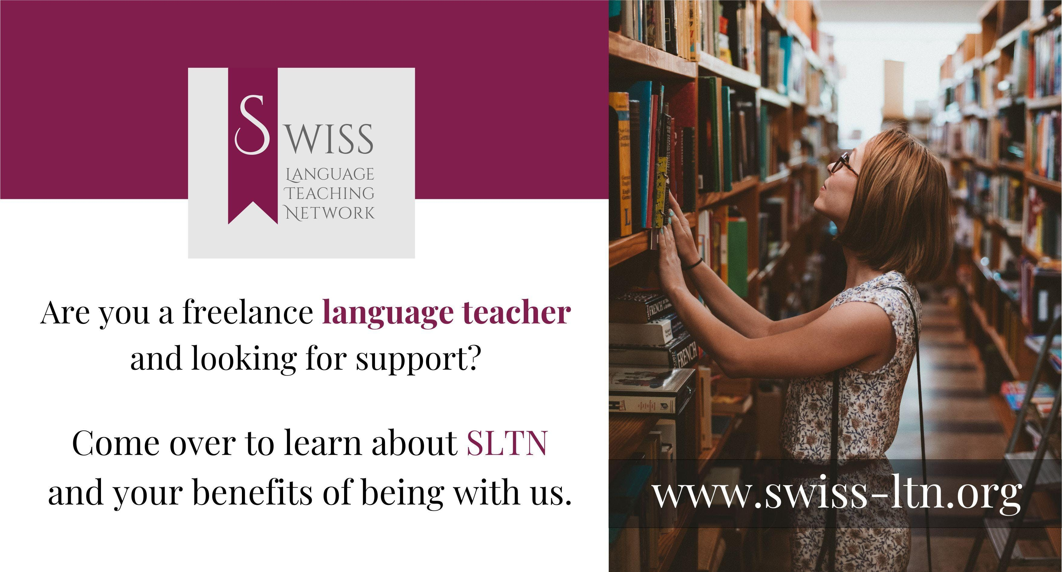 Introductory Session: Swiss Language Teaching Network