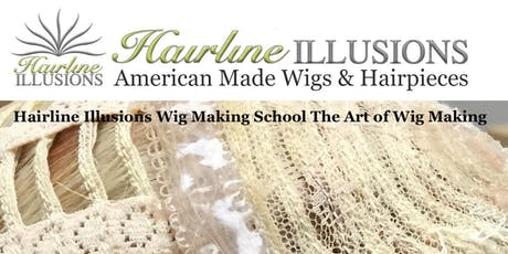 Learn How to Professional Make Machine Made Wigs in under 30 Minutes! tickets