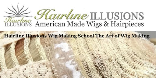PRO WIG CLASS: Learn How to Professional Make Medical Machine Made Wigs in under 45 Minutes!