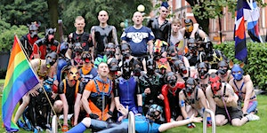 Pups Of The North Manchester Pride 2019 Walking Group