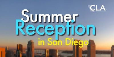 California Lawyers Association Summer Reception