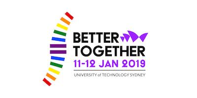 Better Together 2019 - LGBTIQ Conference
