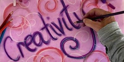 Living Creatively- Soul Inspired Art Classes