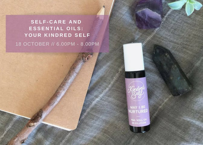 Self-Care and Essential Oils: Your Kindred Se