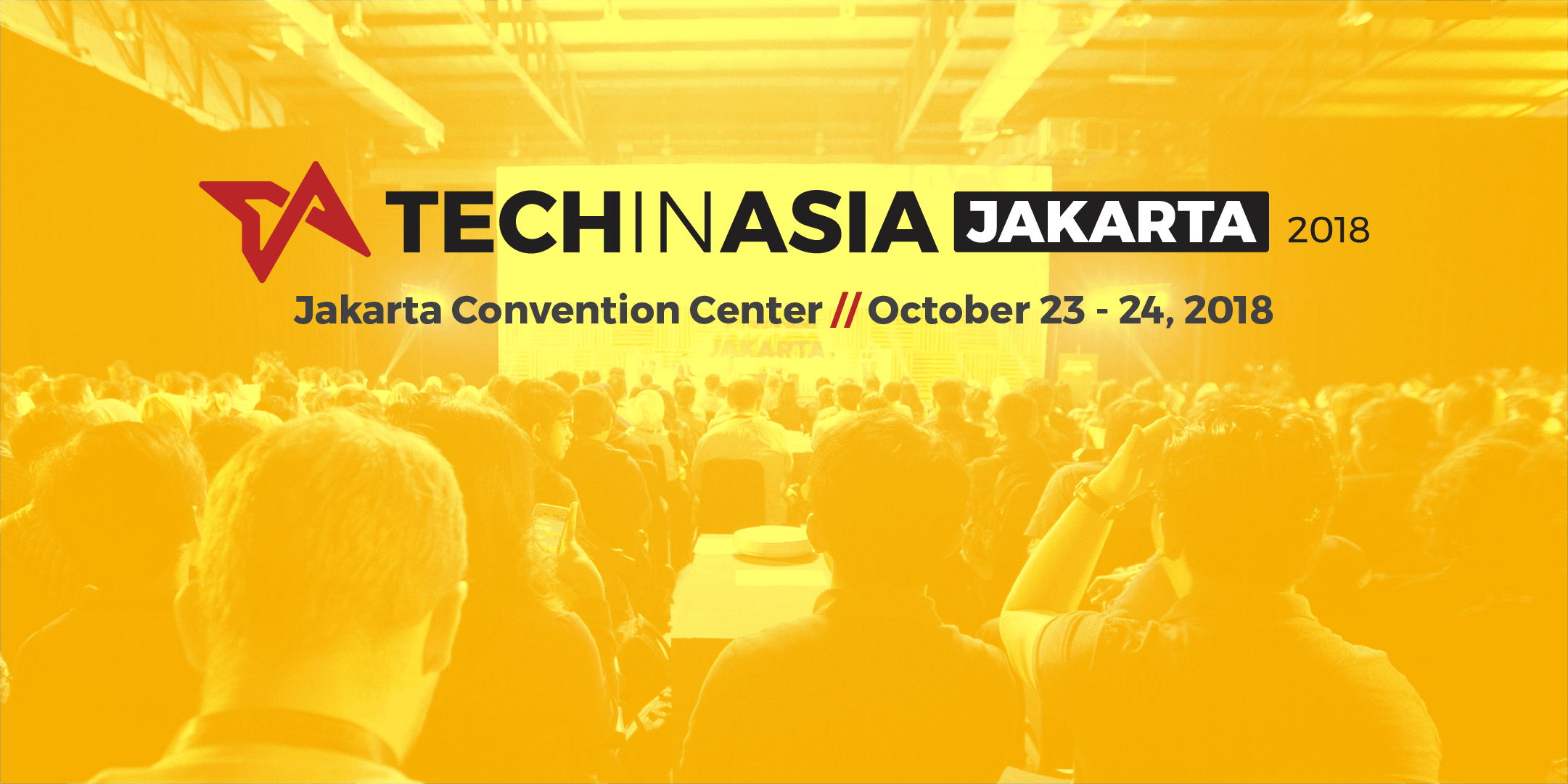 Tech in Asia Jakarta 2018 (International Dele