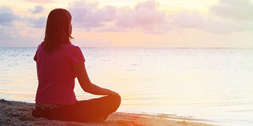 Guided Rajayoga Meditation & Workshop - Healing & Inner Silence