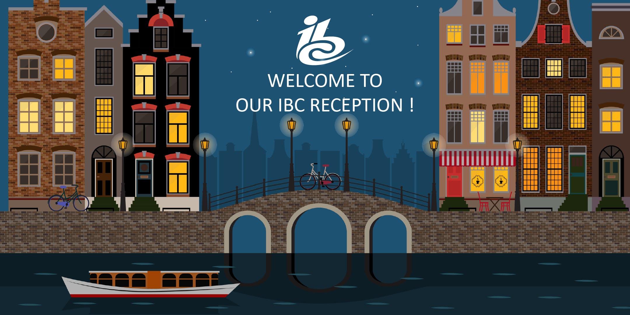 ATEME IBC Reception