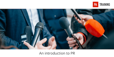 An Introduction to Public Relations (PR) tickets