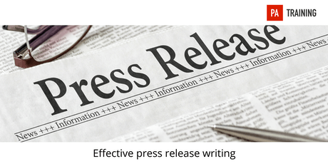 Effective Press Release Writing tickets