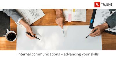 Internal Communications – Advancing Your Skills