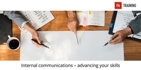 Internal Communications – Advancing Your Skills tickets