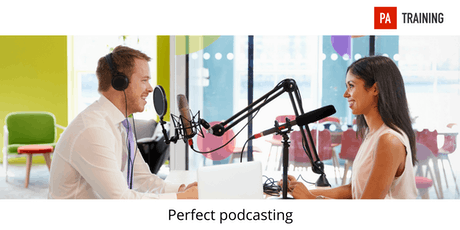 Podcasting Made Perfect tickets