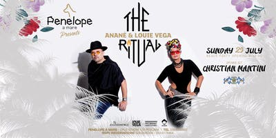 """Penelope a Mare Presents """"The Ritual"""" with Anané & Louie Vega"""